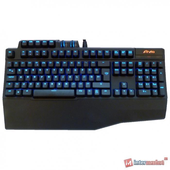 Клавиатура Gigabyte Aivia Osmium, Black-Red, USB