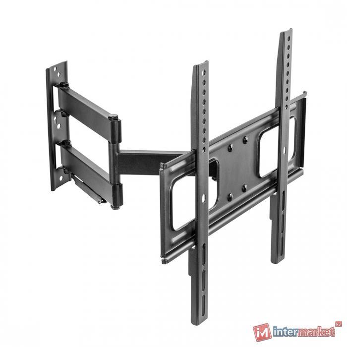 Кронштейн для ТВ и мониторов Deluxe DLLPA36-443, Чёрный