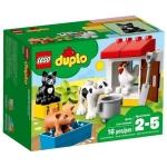 LEGO: Ферма: домашние животные DUPLO 10870