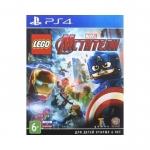LEGO Marvel Мстители PS4