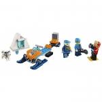 LEGO: Полярные исследователи