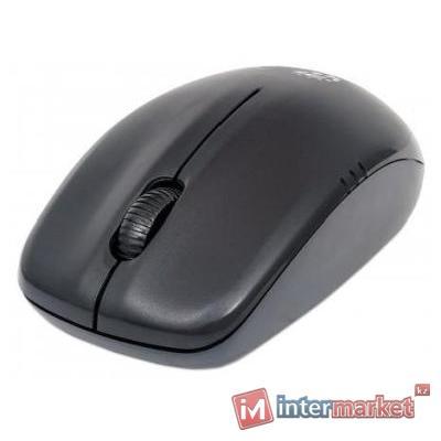 Мышь Manhattan Achievement, беспроводная, черная