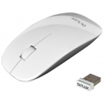 Мышь Delux DLM-111LGW,3D, (Белый)