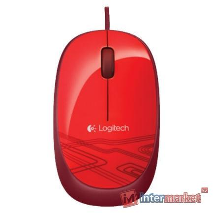 Мышь Logitech M105 USB Red