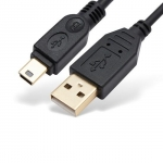 Переходник SHIP SH7047G-1.2P, MINI USB на USB 2.0