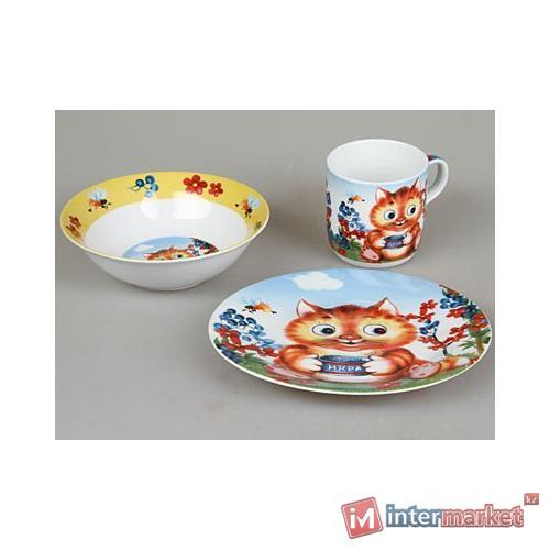 Набор детской посуды Rosenberg 8763 (3 пр.)