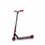 Самокат трюковой Biwec Balance 5+, до 100 кг. чёрно-красный