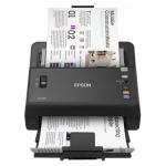 Сканер Epson WorkForce WorkForce DS-860N B11B222401BT, A4, 600x600dpi, 60 стр/мин (A4, 300 dpi), CIS, USB
