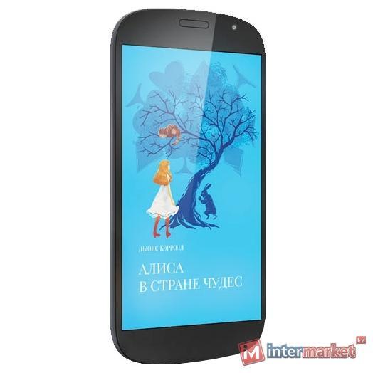 Смартфон YotaYotaPhone 2 (YD201) Titanium